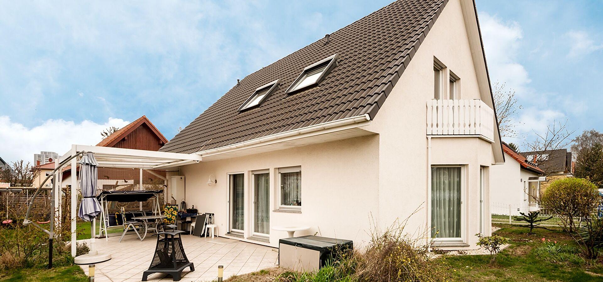 Eine oase in berlin marzahn einfamilienhaus mit 5 zimmern for Einfamilienhaus berlin